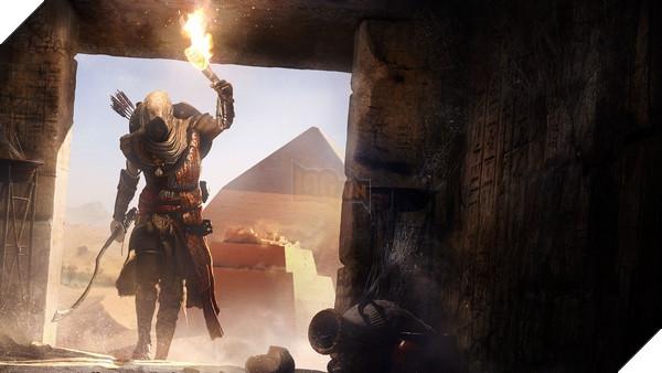 Bayek là một đại diện cho Ai Cập cổ đại và những giá trị của nó