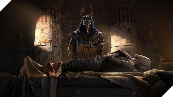 Bayek vốn là một Magi, một dòng chiến binh cổ của Ai Cập