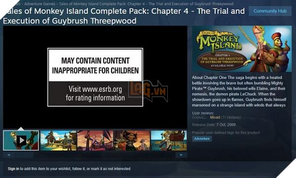 Chapter 4 nhận được đánh giá tương đối tích cực, không thật sự hay trên Steam