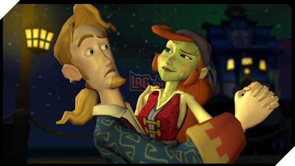 Tales of Monkey Island kể lại câu chuyện của dòng game Monkey Island theo một góc nhìn khác