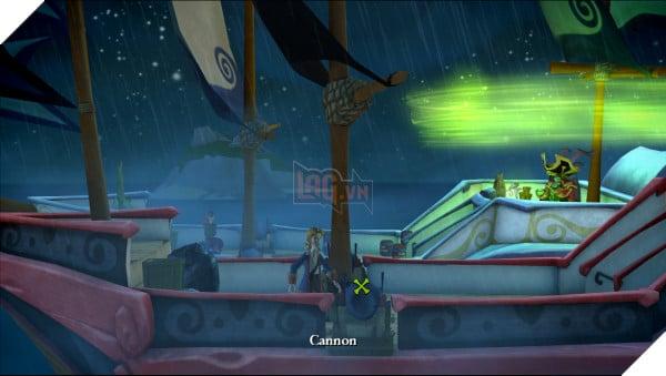 Lối chơi của Tales of Monkey Island tương tự dòng game Sam & Max