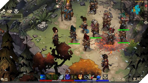 Mad World - Game chặt chém ấn tượng cho phép bạn chơi trên bất kỳ máy gì