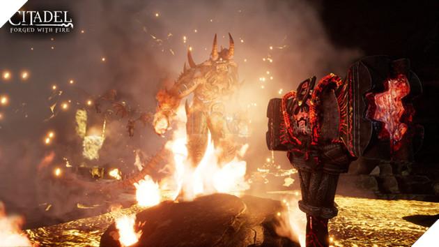 Citadel: Forged With Fire - Thêm một game online đồ họa đẹp khủng khiếp sắp ra mắt