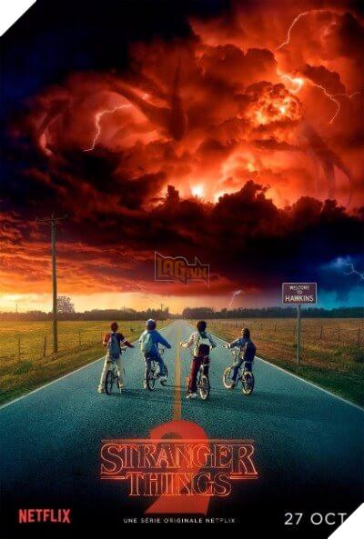 Stranger Things season 2 tung ra poster cực kỳ ấn tượng lấy cảm hứng từ ông hoàng tiểu thuyết Stephen King Stranger Things season 2 tung ra poster cực kỳ ấn tượng lấy cảm hứng từ ông hoàng tiểu thuyết Stephen King strangerthings season2 poster full