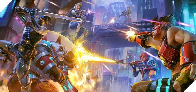 Vương Giả Quân Đoàn: Hàng fake loại I của Overwatch chuẩn bị ra mắt vào tháng 8