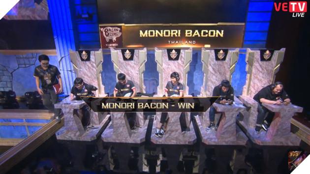 Tổng kết ngày thi đấu đầu tiên Liên Quân Mobile Garena TOG 2017: Ấn tượng SGP và Monori Bacon