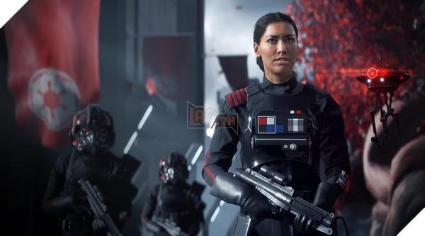 Star Wars Battlefront 2 hứa hẹn mang đến một câu chuyện mới về Đế Chế
