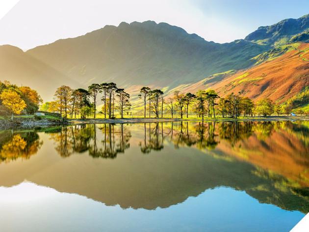Lake District đón nhận khoảng 18 triệu du khách đến thăm mỗi năm.