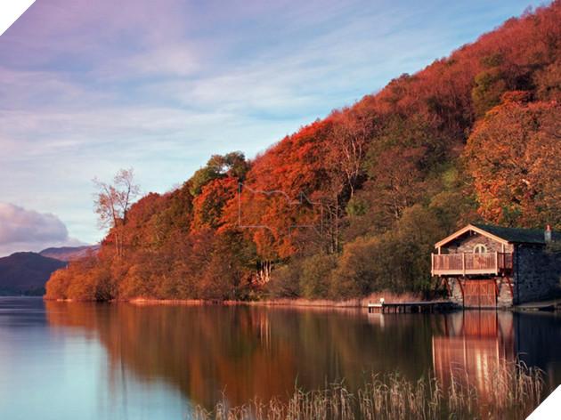 Tuy vậy, điều thú vị là công viên này chỉ có duy nhất một hồ nước chính – Bassenthwaite Lake.