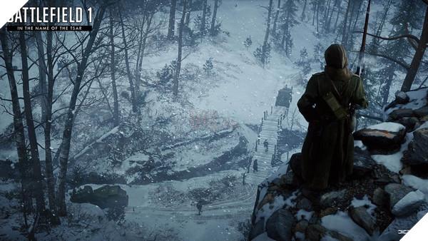 In the Name of the Tsar là bản mở rộng mới nhất của Battlefield 1