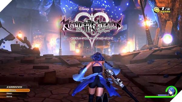 Kingdom Hearts 2.8 HD có thể là một lựa chọn phù hợp trong lúc chờ Kingdom Hearts 3