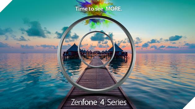 Thư mời của Asus về sự kiện ra mắt Zenfone 4 Series