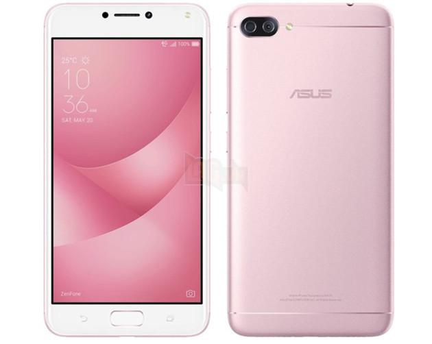 Hình ảnh của Zenfone 4 Max được Asus công bố trước đó