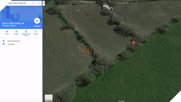 Tra cứu trên Google, nam game thủ mới giật mình khi địa điểm này rất gần nhà của anh