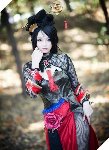 BnS: Tổng hợp các bộ ảnh cosplay quyến rũ nhất Phần 1  5