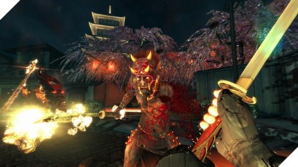 Trong Shadow Warrior, lựa chọn vũ khí của bạn rất đa dạng và phong phú