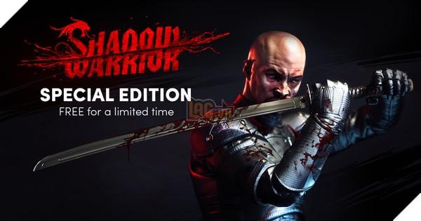 Game hành động chặt chém Shadow Warrior đang miễn phí, tội gì không lấy