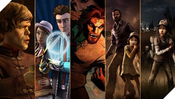 """Hãng Telltale Games những ngày này bắt đầu """"trỗi dậy"""" với loạt game tiếp theo"""