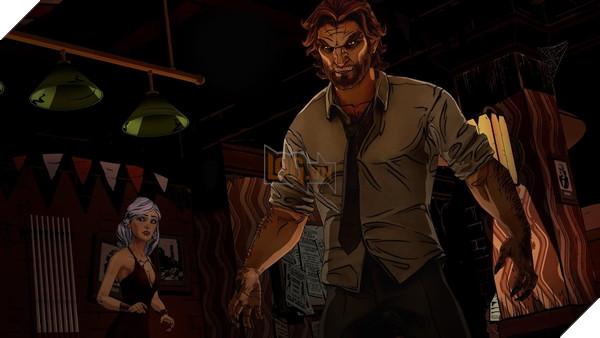 The Wolf Among Us là một trong những seri game rất được yêu thích của Telltale Games