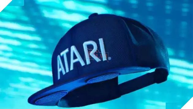 Phát minh mới nhất của Atari: Chiếc mũ có tích hợp loa Speakerhat  2