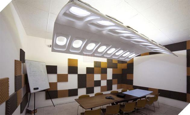 Chiêm ngưỡng 20 món đồ nội thất ấn tượng được tái chế từ máy bay hỏng - Ảnh 21.