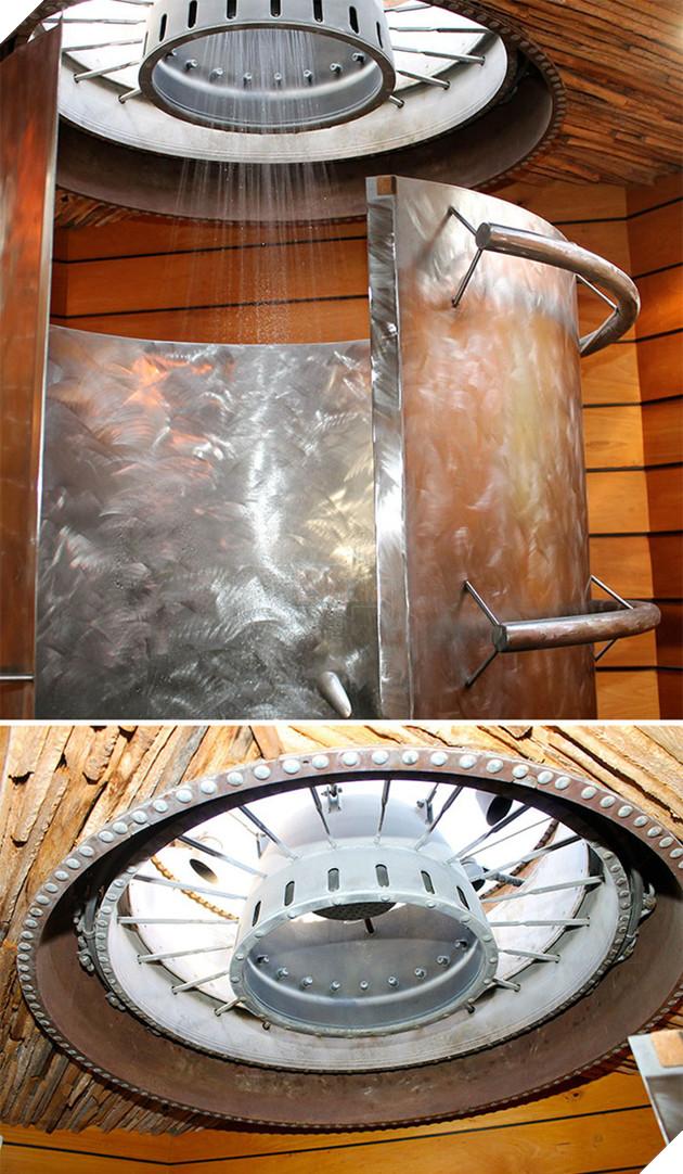 Chiêm ngưỡng 20 món đồ nội thất ấn tượng được tái chế từ máy bay hỏng - Ảnh 9.