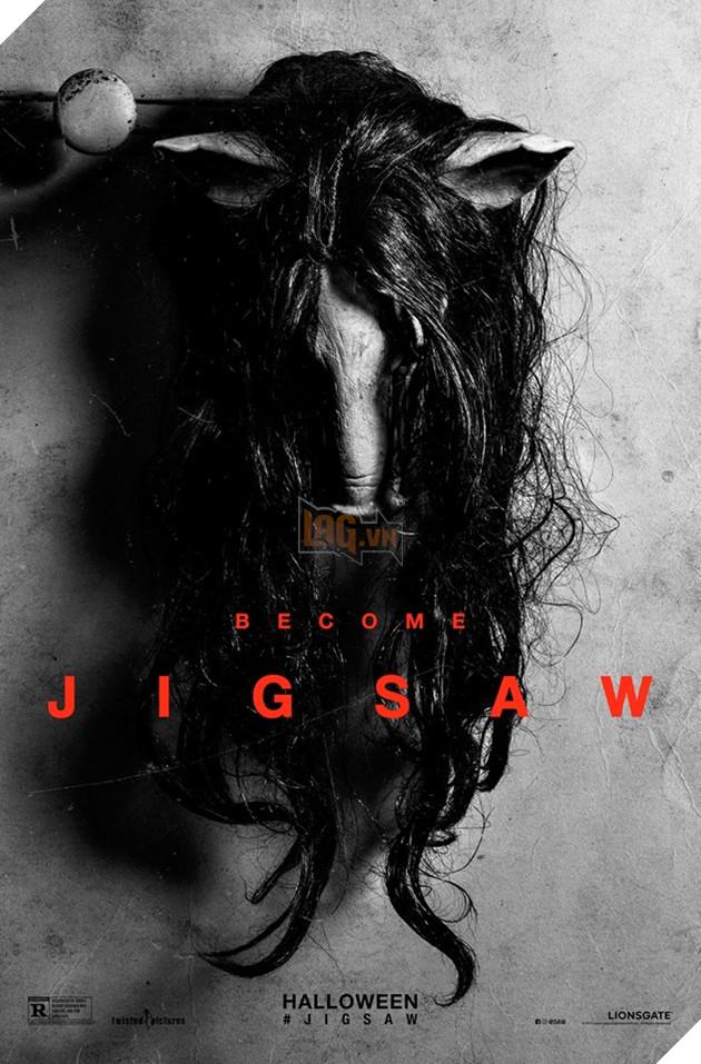 Poster mới của Jigsaw