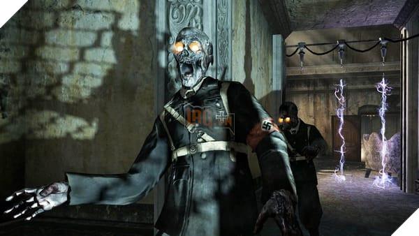 Người chơi sẽ khám phá một sức mạnh khổng lồ trongNazi Zombies