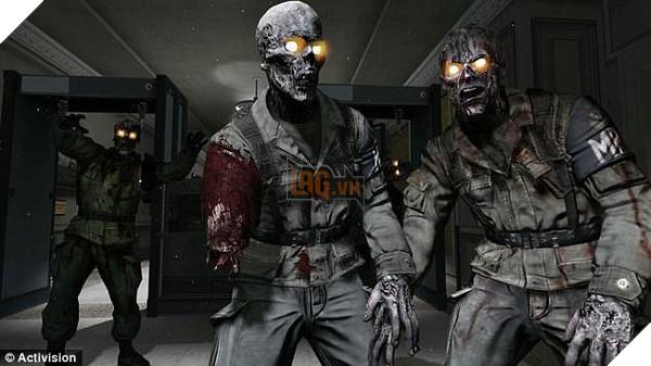 Người hâm mộ phải chờ đến 3 tháng 11 để kiểm chứng chế độNazi Zombies