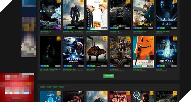 Trong số những đơn vị có thể phải đối mặt với việc bị cắt nguồn kinh phí đến từ quảng cáo, có rất nhiều trang web nổi tiếng và được giới trẻ Việt Nam theo dõi phim thường xuyên