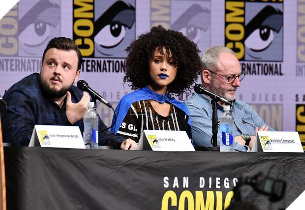 """""""Game of Thrones"""" tại sự kiện Comic-Con 2017 và những chi tiết bạn có thể bỏ lỡ"""