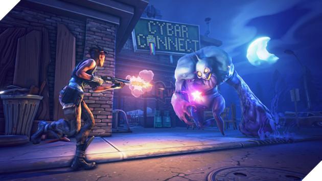 Game sinh tồn siêu hot Fortnite chính thức mở cửa