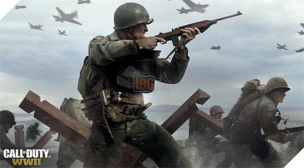 Hệ thống loot trong Call of Duty: WWII sẽ cung cấp cho người chơi các lớp vỏ vũ khí