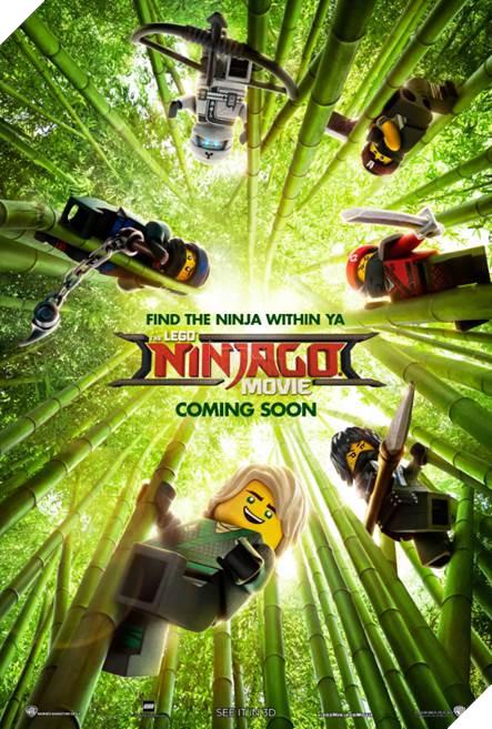 Một bộ phim của vũ trụ điện ảnh LEGO sắp ra mắt khán giả Việt Nam vào tháng 9 tới đây