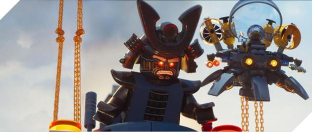 Ác nhân là một nhân vật không thể thiếu trong mỗi câu chuyện LEGO