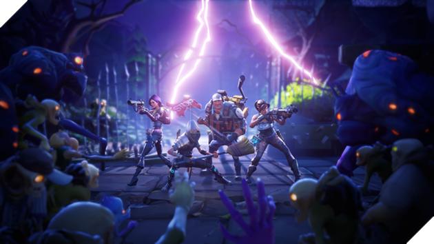 Đánh giá nhanh Fortnite - Game sinh tồn chống zombie hot nhất thế giới vừa ra mắt