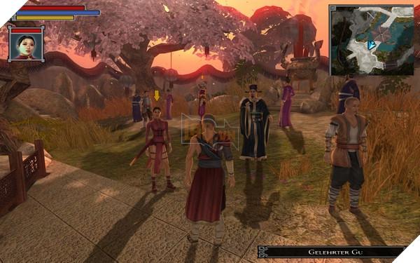 Ý tưởng về phần tiếp theo của Jade Empire vẫn được BioWare chú ý giữ lại