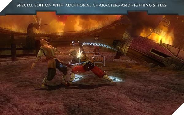 Jade Empire ra mắt năm 2005 và đã trở thành một trong những game nhập vai cực hay của BioWare