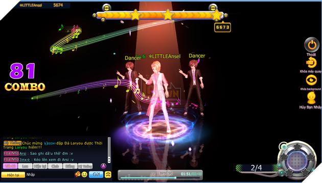 Cùng soi HotSteps 2 - Game vũ đạo cực hot trong ngày ra mắt tại Việt Nam