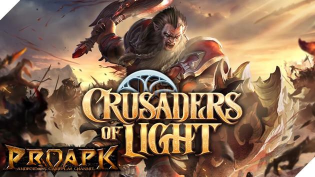 Kết quả hình ảnh cho Crusader of Light