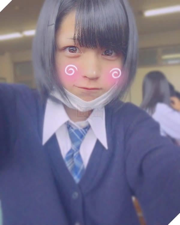Hình ảnh giả gái của Ginsyamu