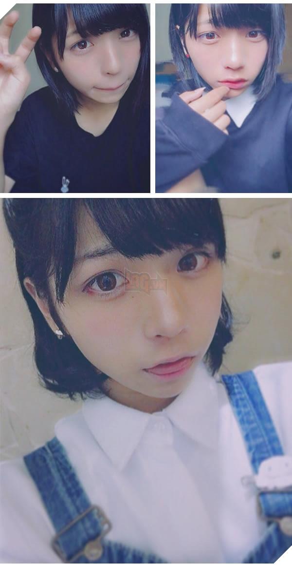 Nhờ giả gái giỏi như vậy nên Ginsyamu hiện đang có tới hơn 90.000 lượt theo dõi trên mạng xã hội Twitter của mình
