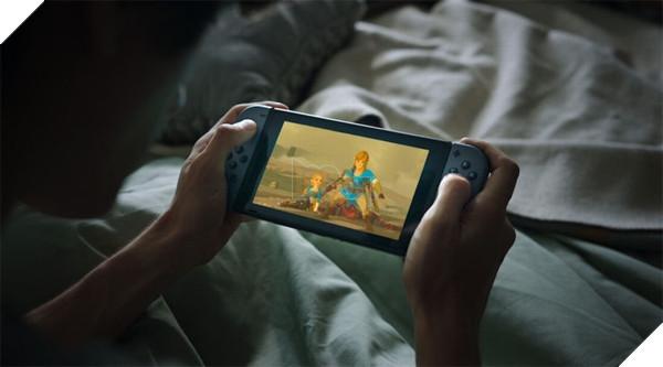 """Nintendo Switch cùng với Breath of the Wildtạo nên """"Bộ đôi song sát"""" khủng của Nintendo"""