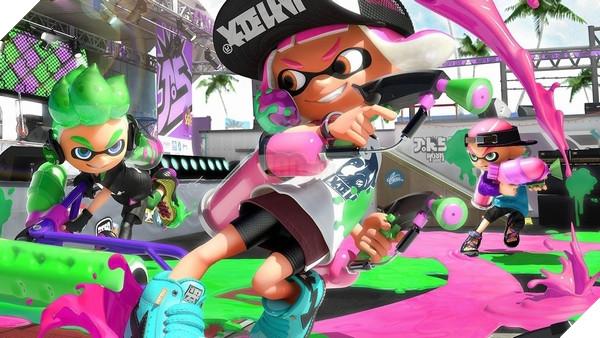 Nintendo đang hi vọng Splatoon 2 cùng nhiều thương hiệu khác sẽ giúp tăng cường doanh thu