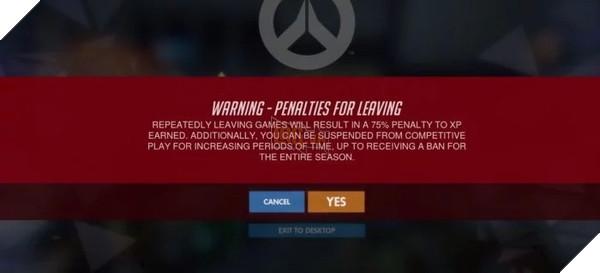 Blizzardxác nhận hệ thống xử phạt sẽ được tăng cường