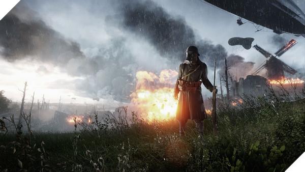 Battlefield 1 là một thành công không thể chối cãi của EA và DICE