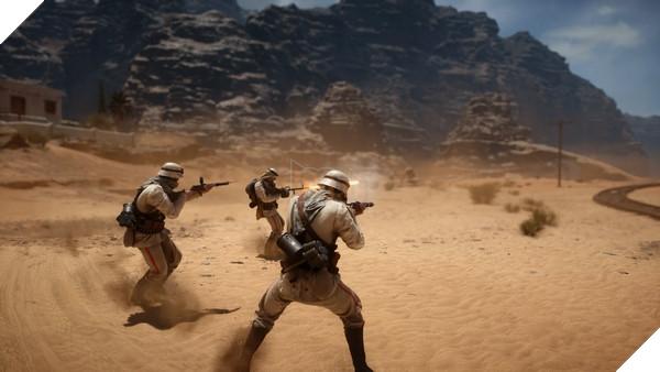 Thành công về lượng người chơi và doanh thu của Battlefield 1 sẽ là lợi thế cho DLC