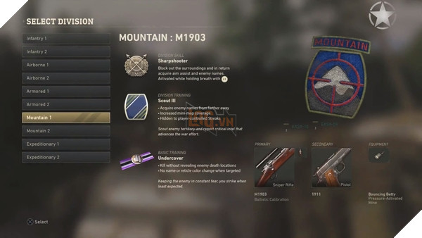 Mountain Division