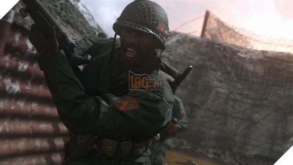 Trong đợtPrivate Beta, người chơiCall of Duty: WWIIcó thể truy cập các Đơn vị khác nhau