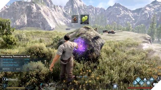 Cận cảnh Dark and Light - Game online bom tấn mới thử nghiệm